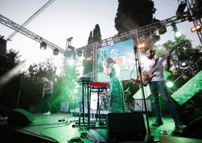 Pól live at Fête de la Musique 2019 - ESA Beirut