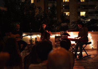 Pól @ Onomatopoeia - The Music Hub - Summer 2019